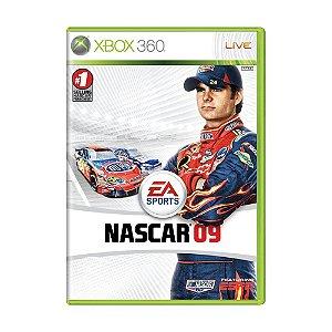 Jogo NASCAR 09 - Xbox 360