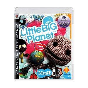 Jogo LittleBigPlanet - PS3