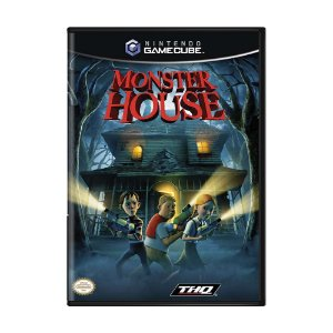 Jogo Monster House - GameCube