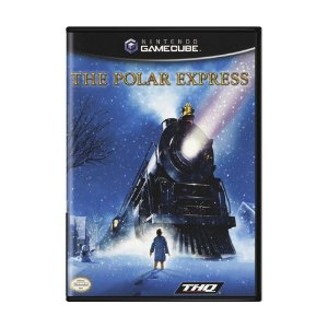 Jogo The Polar Express - GameCube