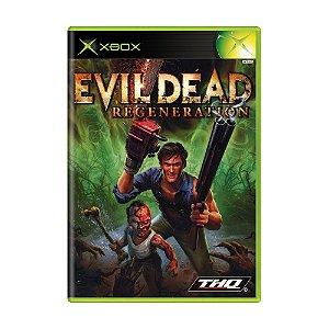 Jogo Evil Dead: Regeneration - Xbox