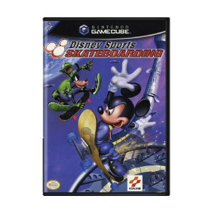 Jogo Disney Sports Skateboarding - GameCube