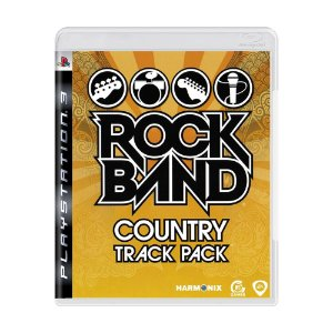 Jogo Rock Band: Country Track Pack - PS3