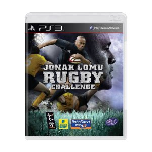 Jogo Rugby Challenge - PS3