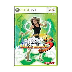 Jogo Dance Dance Revolution Universe 3 - Xbox 360