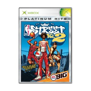 Jogo NBA Street Vol. 2 - Xbox