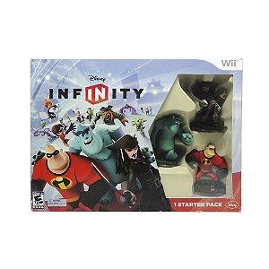 Jogo Disney Infinity (Starter Pack) - Wii