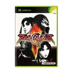 Jogo Soul Calibur II - Xbox