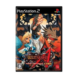 Jogo Guilty Gear XX Accent Core Plus - PS2 (Japonês)