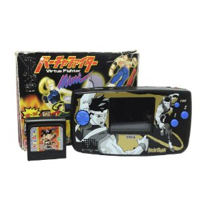 Console Game Gear Kids (Virtua Fighter) - SEGA (Japonês)