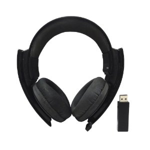 Headset Sony Pulse 7.1 sem fio - PS3, PS4 e PC