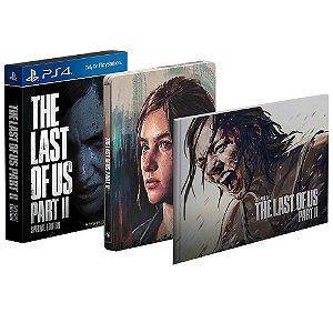 Jogo The Last of Us: Part II (Edição Especial) - PS4