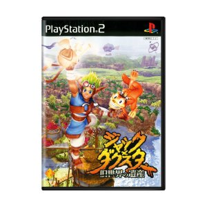 Jogo Jak and Daxter: The Precursor Legacy - PS2 (Japonês)