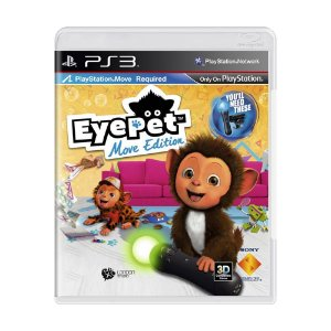 Jogo EyePet: Move Edition - PS3