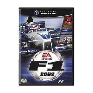 Jogo F1 2002 - GameCube