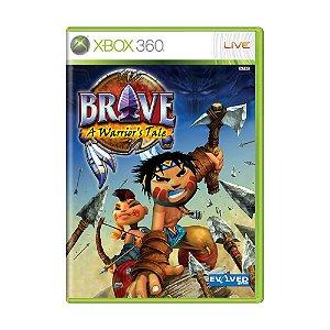 Jogo Brave: A Warrior's Tale - Xbox 360