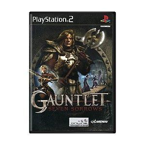 Jogo Gauntlet: Seven Sorrows - PS2
