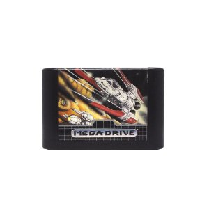 Jogo Hellfire - Mega Drive