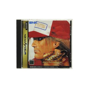 Jogo Garou Densetsu 3: Road to the Final Victory - Sega Saturn (Japonês)