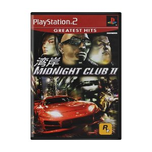 Jogo Midnight Club II - PS2