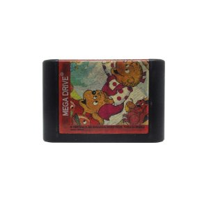 Jogo The Berenstain Bears: Camping Adventure - Mega Drive