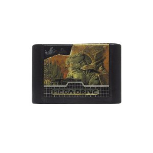 Jogo Tom Mason's Dinosaurs for Hire - Mega Drive