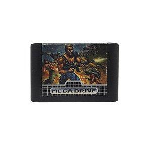 Jogo Mercs - Mega Drive