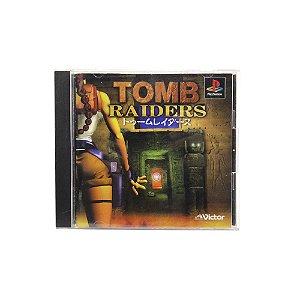 Jogo Tomb Raider - PS1 (Japonês)