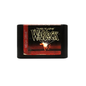 Jogo Warlock - Mega Drive