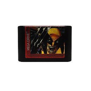 Jogo Wolverine: Adamantium Rage - Mega Drive