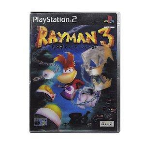 Jogo Rayman 3: Hoodlum Havoc - PS2 (Europeu)