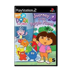 Jogo Dora the Explorer: Journey to the Purple Planet - PS2
