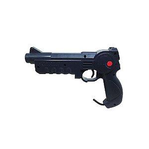 Pistola Konami Hyper Blaster com fio - PS1