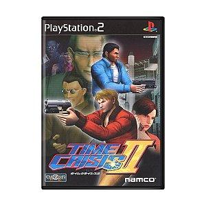 Jogo Time Crisis II - PS2 (Japonês)