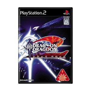 Jogo Drag-On Dragon 2: Fuuin no Kurenai - PS2 (Japonês)