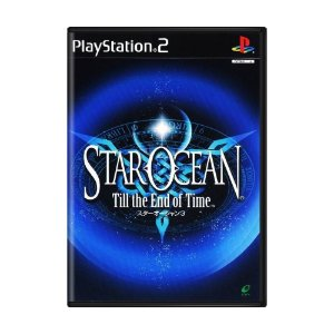 Jogo Star Ocean 3: Till the End of Time - PS2 (Japonês)