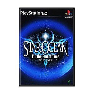 Jogo Star Ocean 3: Till the End of Time - PS2 (Japonês)