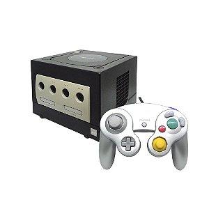 Console Nintendo GameCube Preto - Nintendo (Japonês)