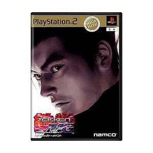 Jogo Tekken Tag Tournament - PS2 (Japonês)