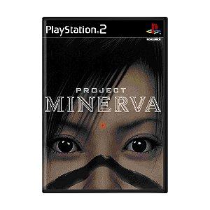Jogo Project Minerva - PS2 (Japonês)