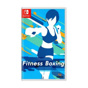 Jogo Fitness Boxing - Switch