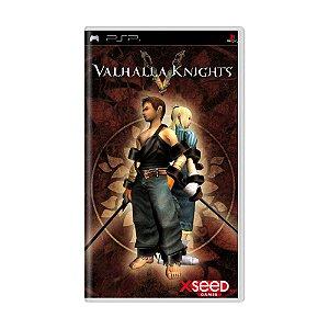 Jogo Valhalla Knights - PSP