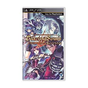 Jogo Blazing Souls: Accelate - PSP