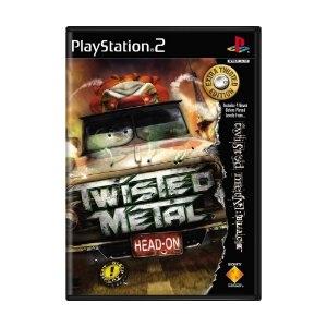 Jogo Twisted Metal: Head-On (Extra Twisted Edition) - PS2
