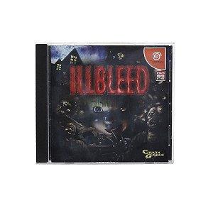 Jogo Illbleed - DreamCast (Japonês)