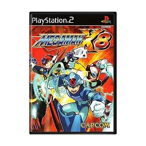 Jogo Mega Man X8 - PS2