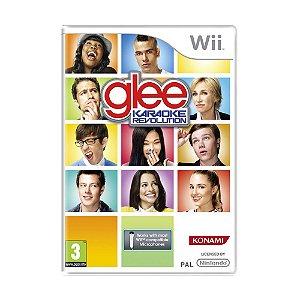 Jogo Karaoke Revolution: Glee - Wii (Europeu)