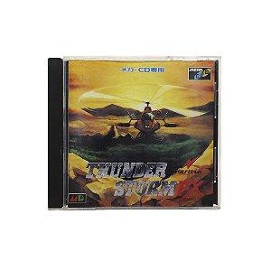 Jogo Thunder Storm FX - Sega CD (Japonês)