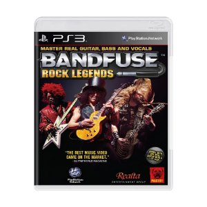 Jogo Bandfuse: Rock Legends - PS3