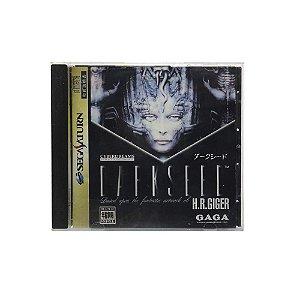 Jogo Dark Seed - Sega Saturn (Japonês)